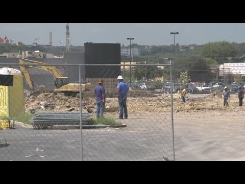 Construction costs throughout the state expected to increase after Hurricane Harvey