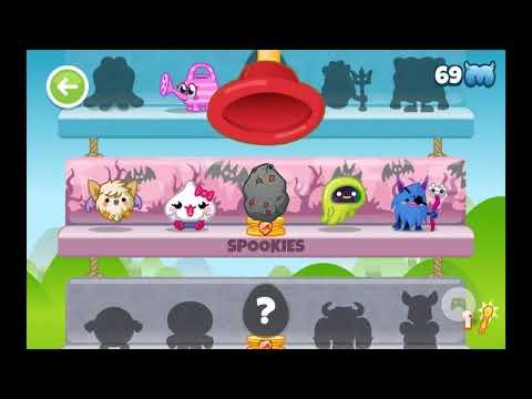 Moshi Monsters Egg Hunt - Trubble Super Moshling