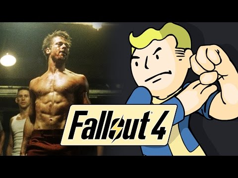 fight club in fallout 4???