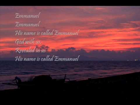 Emmanuel (His Name is Called Emmanuel)