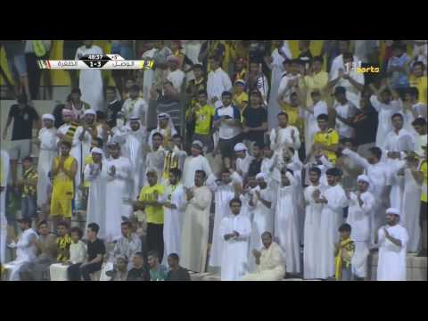 Al Wasl 4 x Dhafra 1 AG League 24 09 2016