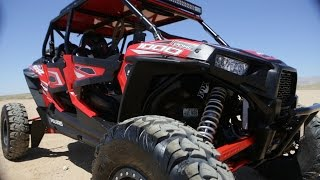6. Project Cognito Motorsports Polaris RZR XP1000 4 seater - Dirt Wheels Magazine
