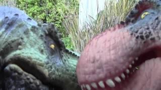 T-Rex vs Carnotaurus 2