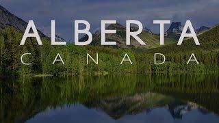 Edmonton (AB) Canada  city pictures gallery : Alberta Canada 2016 (HD)