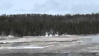 Apr 16, 2011 Upper Gesyer Basin Streaming Camera Captures
