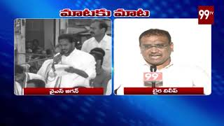 Janasena Coordinator Baira Dileep Vs Ys Jaganmohan Reddy | Janasena Vs Ysrcp