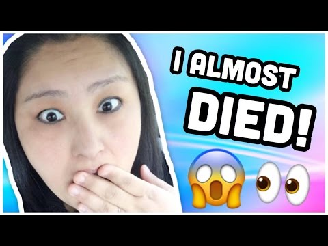 (I NEARLY DIED (not clickbait) - Scariest Day of My Life... 5 min)