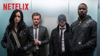 Está tudo pronto. Saiba mais sobre Os Defensores diretamente dos próprios atores: Charlie Cox, Krysten Ritter, Mike Colter e...