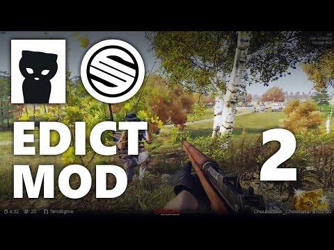 Lirik & Shortyy playing Arma 3 Edict Mod #2 (видео)