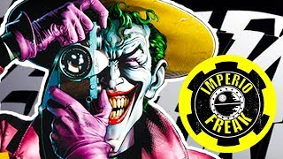 Nonton Batman: The killing Joke - Historia Completa (VIDEOCOMIC NARRADO) Film Subtitle Indonesia Streaming Movie Download