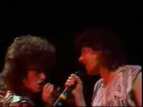 Jefferson Starship -1981- Stranger