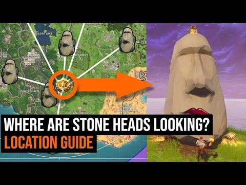 Video Search Where The Stone Heads Are Looking Location Guide - Week 6 Challenges download in MP3, 3GP, MP4, WEBM, AVI, FLV January 2017