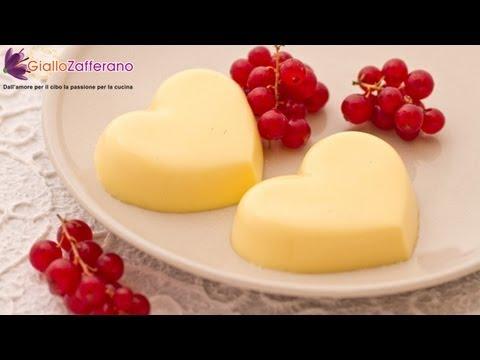 Vanilla pudding – recipe