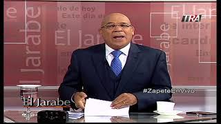 Marino Zapete: Congresista y corrupto significa lo mismo, Miércoles 20 de Septiembre 2017