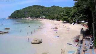 Samui Crystal Bay 2015-07-28 Full Day timelapse