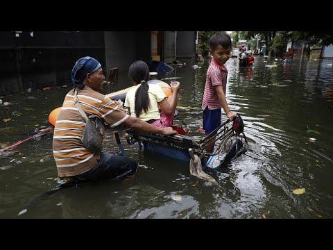 Iνδονησία: Αυξάνεται ο αριθμός των νεκρών