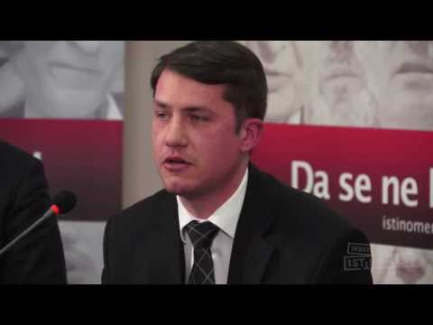 Istinomer debata - Aleksandra Jerkov, Balint Pastor, Đorđe Stojšić, Borko Ilić-cover