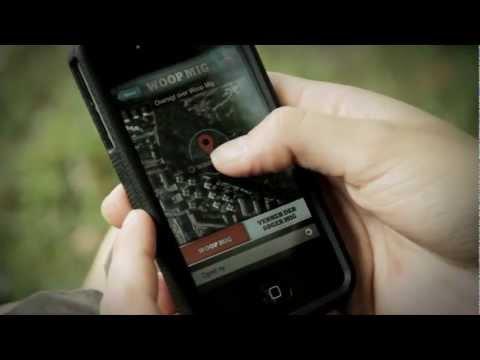Video of Woop App