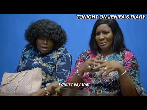 Jenifa's diary Season 15 Episode 1- showing tonight on (AIT ch 253 on DSTV), 7.30pm
