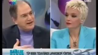 Tüp Bebek Tanısal Laparoskopi - ShowTV Sağlık Haber - Prof. Dr. Süha Sönmez