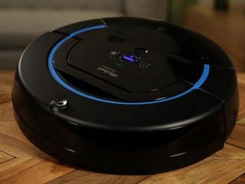 iRobot's Scooba 450 - This robo mop makes a solid floor scrubber