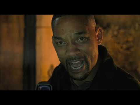 Will Smith finds his digital clone 'a little freaky'
