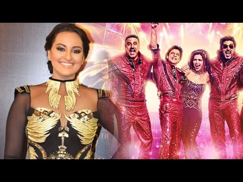 Sonakshi Sinha Ignores The Film Happy New Year's 1