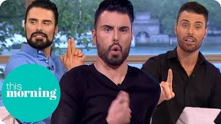 Video Rylan's All-Time Funniest Moments Part 2 | This Morning MP3, 3GP, MP4, WEBM, AVI, FLV Agustus 2019
