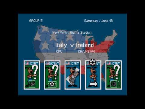 world cup usa 94 sega