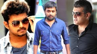 Sasi Kumar wishes to Direct both Vijay&Ajith