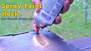 What Happens If You Spray Paint Styrofoam