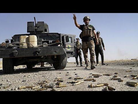 Ιράκ: Mε ταχείς ρυθμούς προελαύνουν τα Ιρακινά και Κουρδικά στρατεύματα στα περίχωρα της Μοσούλης
