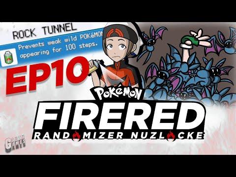 HOW DO REPELS WORK IN POKEMON?? | Pokemon Firered Randomizer Nuzlocke Episode 10