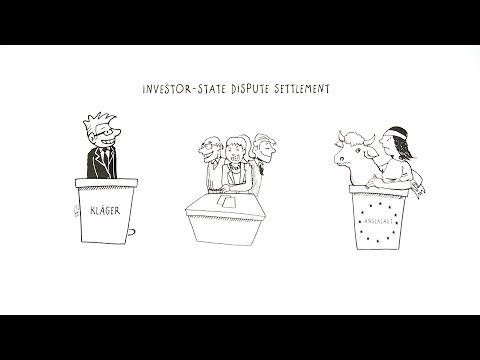 ISDS: Das Unrechts-System der Konzerne
