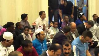 Fargo (ND) United States  City new picture : 2012 Eid prayer, Fargo, ND, USA - part 3