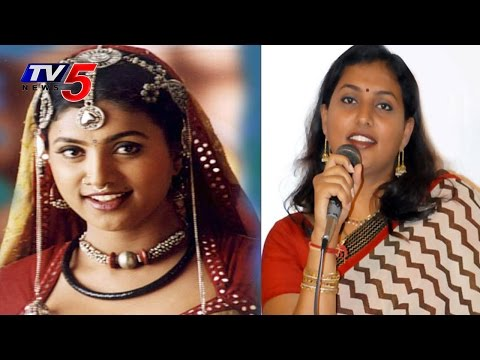 YSRCP Roja Dressing Style ; Movies to Politics : TV5 News