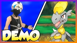 BEST POKEMON GAME EVER?! Pokemon Sun and Moon Demo OP by Verlisify