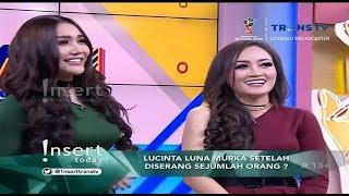 Video LUCINTA LUNA MURK4 SETELAH DIS3R4NG BANYAK ORANG MP3, 3GP, MP4, WEBM, AVI, FLV Mei 2019