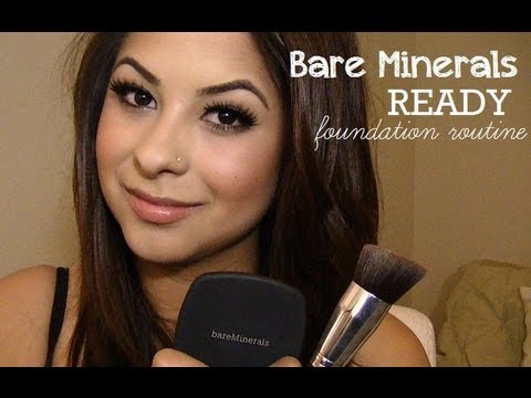 Tutorial: Bare Minerals READY Foundation (My Routine)