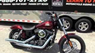 5. New 2013 Harley-Davidson FXDB Dyna Street Bob H-D1 Build to Own Hard Candy Custom