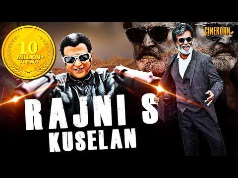 Rajni's Kuselan Latest Hindi Dubbed Tollywood Action Movie | New Hindi Dubbed 2018 Movies