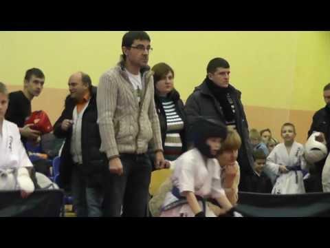 V Открытое Первенство Гомельской области по Эншин каратэ 25 января 2014 года(татами