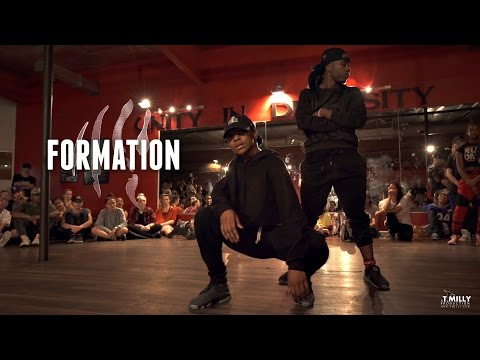 Amazing 'Formation' Beyonce Choreography
