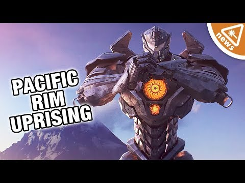 Pacific Rim Uprising First Look Breakdown! (Nerdist News w/ Jessica Chobot)
