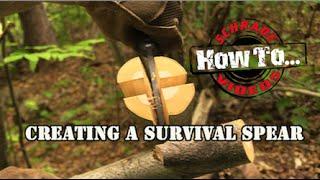 Download Lagu How to Make a Survival Spear- Best Bushcraft Survival Knife Schrade. Mp3