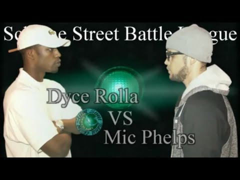 Scheme Street/URLTV Presents: Dyce Rolla Vs Mic Phelps @GreenLight Hosted by StreetStar Norbes
