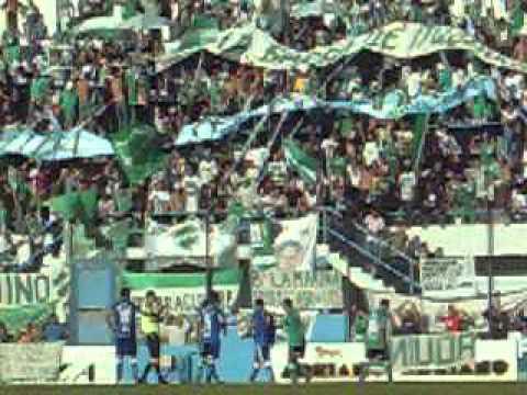 ITUZAINGO vs Midland en Sportivo Italiano (2) - La Banda del León - Ituzaingó