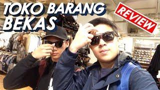 Video REVIEW TOKO BARANG & BAJU BEKAS DI TOKYO! MURAH BERKUALITAS!? MP3, 3GP, MP4, WEBM, AVI, FLV Juni 2019