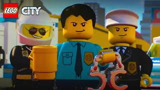 Video LEGO City Police Mini Movies Compilation Episode 1 to 6 | LEGO Animation Cartoons MP3, 3GP, MP4, WEBM, AVI, FLV Agustus 2018