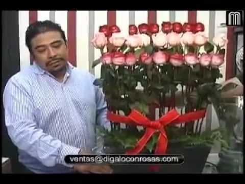 arreglo de flores - www.digaloconrosas.com Tel 24883593 Arreglos que recordarás siempre. Somos una florería ubicada en México DF, con nosotros tendrás flores y regalos exclusivo...